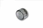 LED front position light MICRO PIN: Smoke (To build in) 1 Pair.
